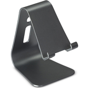 Tec+ Aluminium Smartphone Stand (Up To 11m Depth) - Grey