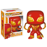 Marvel Iron Spider Pop! Vinyl Bobble Head