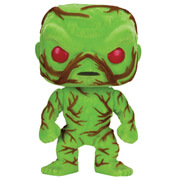DC Comics POP! Heroes Vinyl Figura Swamp Thing Flocked