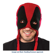 Gorro Polar Laplander Polar Marvel Deadpool
