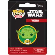 Star Wars Yoda Pop! Pin Badge