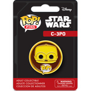 Star Wars C-3PO Pop! Pin Badge