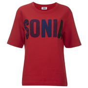 Sonia by Sonia Rykiel Women's Light Fleece Sonia Sweatshirt - Lipstick