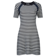 Sonia by Sonia Rykiel Women's Sailor Details Dress - White/Navy