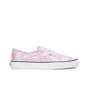 Vans Women's Authentic Tie Dye Trainers - Rose Violet