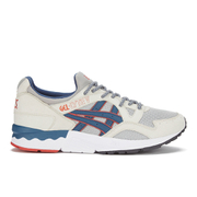 Asics Men's Gel-Lyte V 'Summer Blues' Trainers - Light Grey/Legion Blue