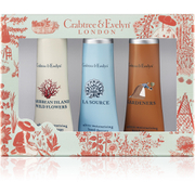 Crabtree & Evelyn Best Sellers Hand Therapy 3 x 25g