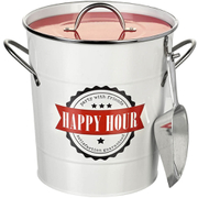 Parlane 'Happy Hour' Tin Ice Bucket