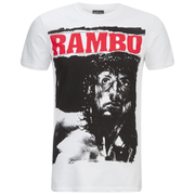 Rambo Men's Stare T-Shirt - White