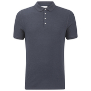 Selected Homme Men's Dawson Polo Shirt - Dark Sapphire