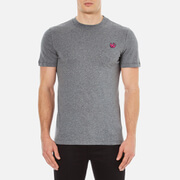 McQ Alexander McQueen Men's Short Sleeve Crew T-Shirt - Stone Grey Melange