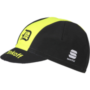 Tinkoff La Datcha Cycling Cap 2016 - Black/Yellow