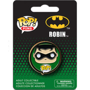 DC Comics Batman Robin Pop! Pin Badge