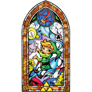 The Legend of Zelda: Wind Waker - Gold Wall Sticker