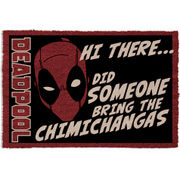 Marvel Deadpool Limited Edition Door Mat