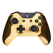 Xbox One Wireless Custom Controller - Chrome Gold Edition