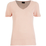 VILA Women's Visumi T-Shirt - Pink Sand
