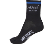 Etixx Quick-Step Socks 2016 - Black/Blue