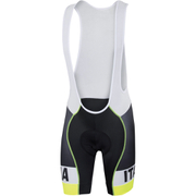 Sportful Italia IT Bib Shorts - Black/Yellow