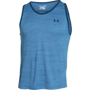 Under Armour Men's Tech Tank Top - Squadron/Navy
