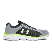 Under Armour Men's Micro G Assert 6 Running Shoes - Grey/White