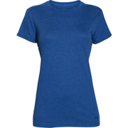 Under Armour Women's Favourite Short Sleeve Crew T-Shirt - Blue