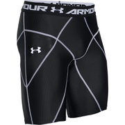 Under Armour Men's HeatGear Armour Core Shorts - Black