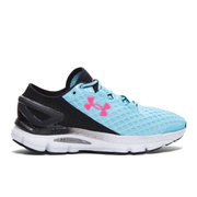 Under Armour Women's SpeedForm Gemini 2 Running Shoes - Blue/Black/Red