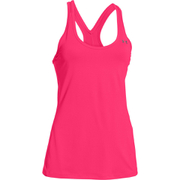 Under Armour Women's HeatGear Armour Racer Tank Top - Pink