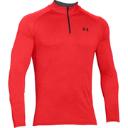 Under Armour Men's Tech 1/4 Zip Top - Rocket Red