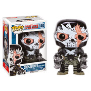 Captain America Civil War Crossbones Battle Damaged Pop! Vinyl Figure