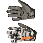 Northwave Mtb Air 2 Full Gloves - Camo/Orange Fluo