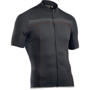 Northwave Evolution Full Zip Short Sleeve Jersey - Black