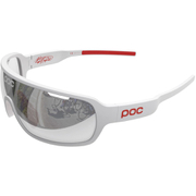 POC DO Blade Sunglasses - Hydrogen White/Bohrium Red
