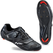 Northwave Men's Sonic 2 Plus Cycling Shoes - Black