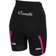 Castelli Women's Velocissima Shorts - Black/Pink
