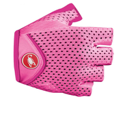 Castelli Women's Tesoro Gloves - Pink
