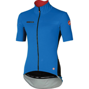 Castelli Perfetto Light Short Sleeve Jersey - Blue