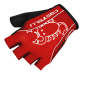 Castelli Rosso Corsa Classic Gloves - Red