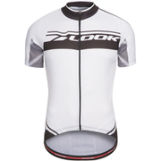 Look Pro Team Short Sleeve Jersey - White/Black