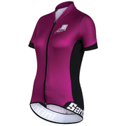 Santini Gold Women's Aero Short Sleeve Jersey - Pink