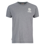 Franklin & Marshall Men's Small Logo T-Shirt - Sport Grey Melange