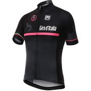 Santini Giro d'Italia 2016 Maglia Nera Short Sleeve Jersey - Black