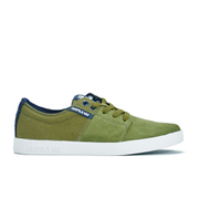 Supra Men's Stack II Trainers - Olive