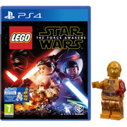 LEGO® Star Wars™: The Force Awakens - Includes LEGO® Star Wars™: The Force Awakens C-3PO Toy