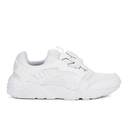 Puma Men's Disc Blaze CT Trainers - Puma White