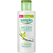 Simple Micellar Face Cleanser 200ml