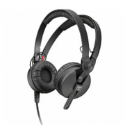 Sennheiser HD 25-1-II Basic Edition On-Ear Closed DJ Headphones - Black