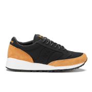 Saucony Men's Jazz 91 Trainers - Black/Yellow