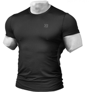 Better Bodies Men's Tight Function T-Shirt - Black
